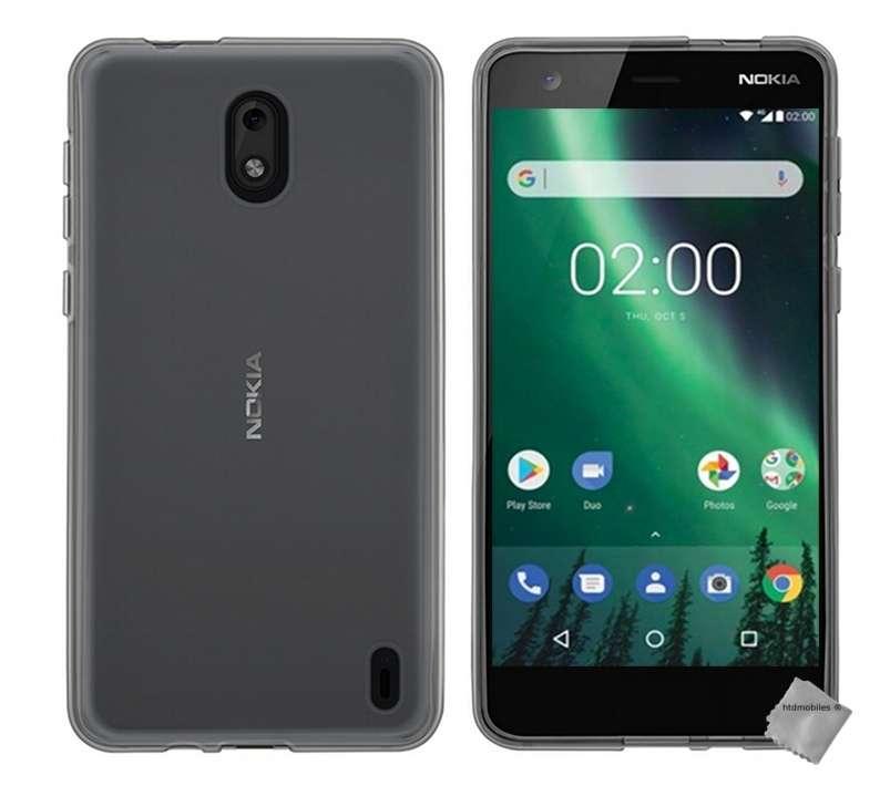 Housse-etui-coque-pochette-silicone-gel-fine-pour-Nokia-2-film-ecran