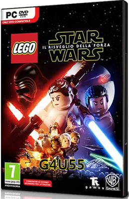 [PC] LEGO STAR WARS: The Force Awakens - Update 3 Incl. DLCs (2016) - SUB ITA