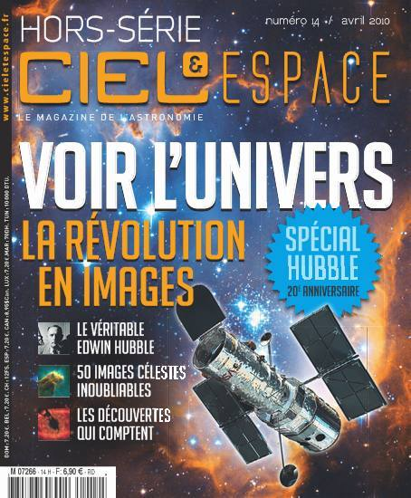 Ciel & Espace Hors-Série 14 - Voir l'univers