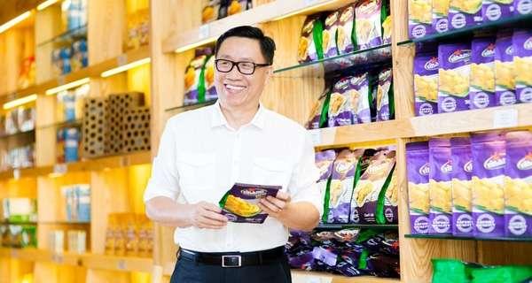 CEO Vinamit: Người ta từng nói tôi bị điên khi khởi nghiệp với trái mít