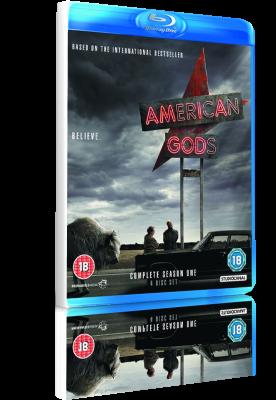 American Gods - Stagione 1 (2017) .mkv BDMux 1080p ITA ENG Subs