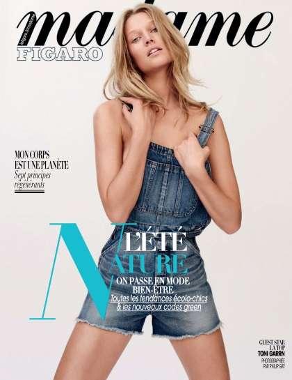Madame Figaro - 15 Juillet 2016