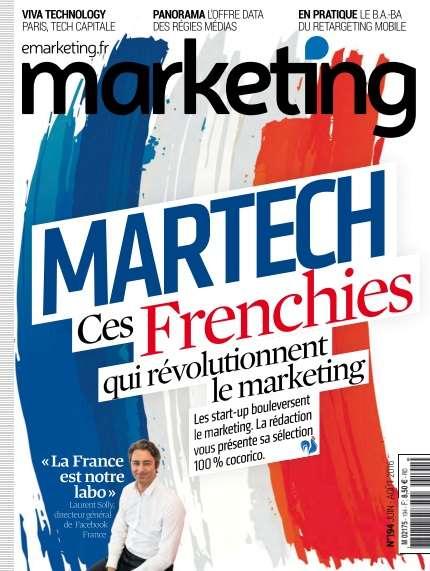 Marketing - Juin/Août 2016