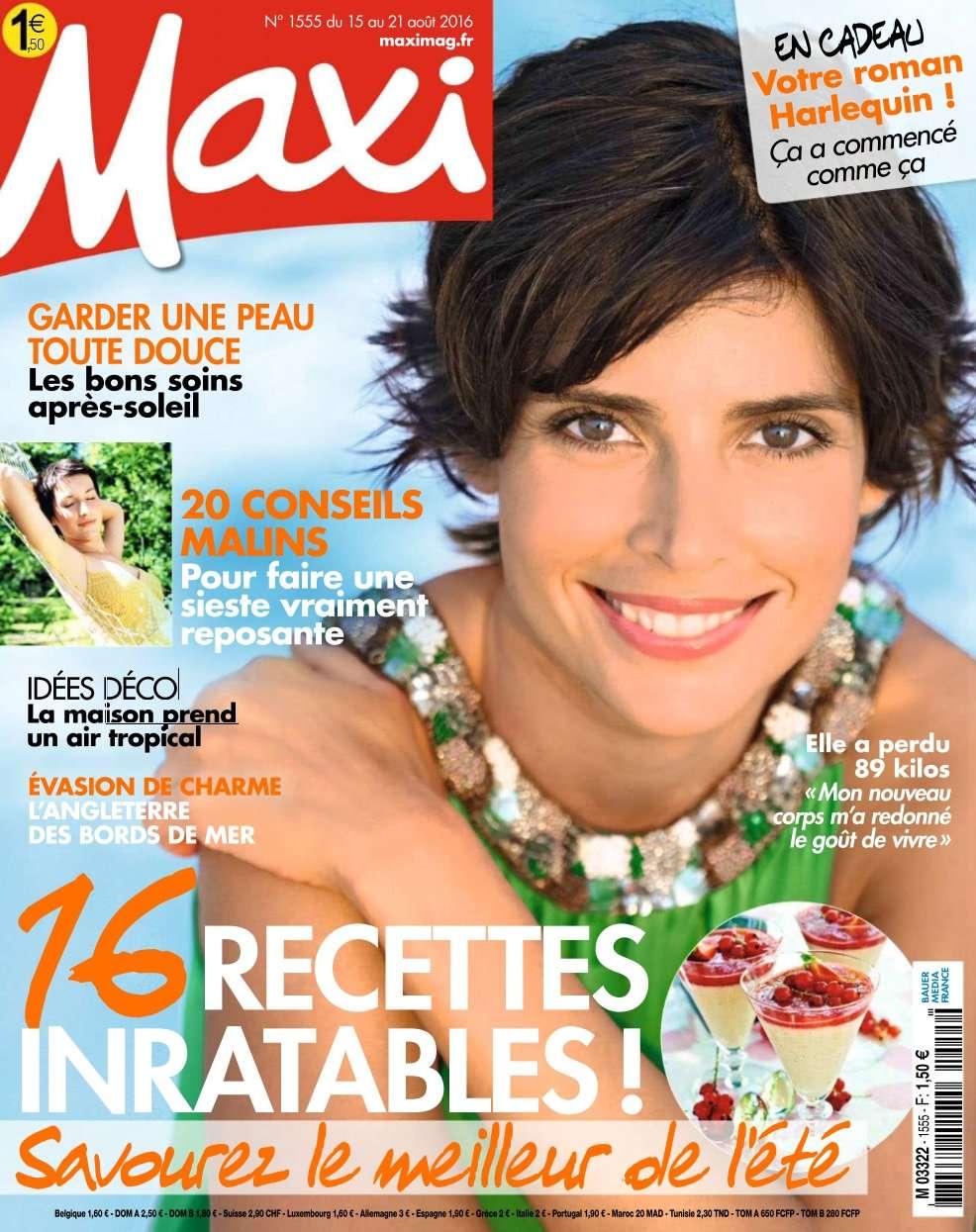 Maxi 1555 - 15 au 21 Août 2016