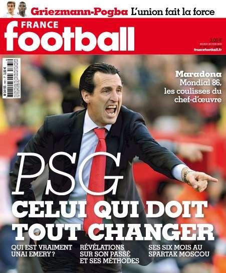 France Football - 28 Juin 2016
