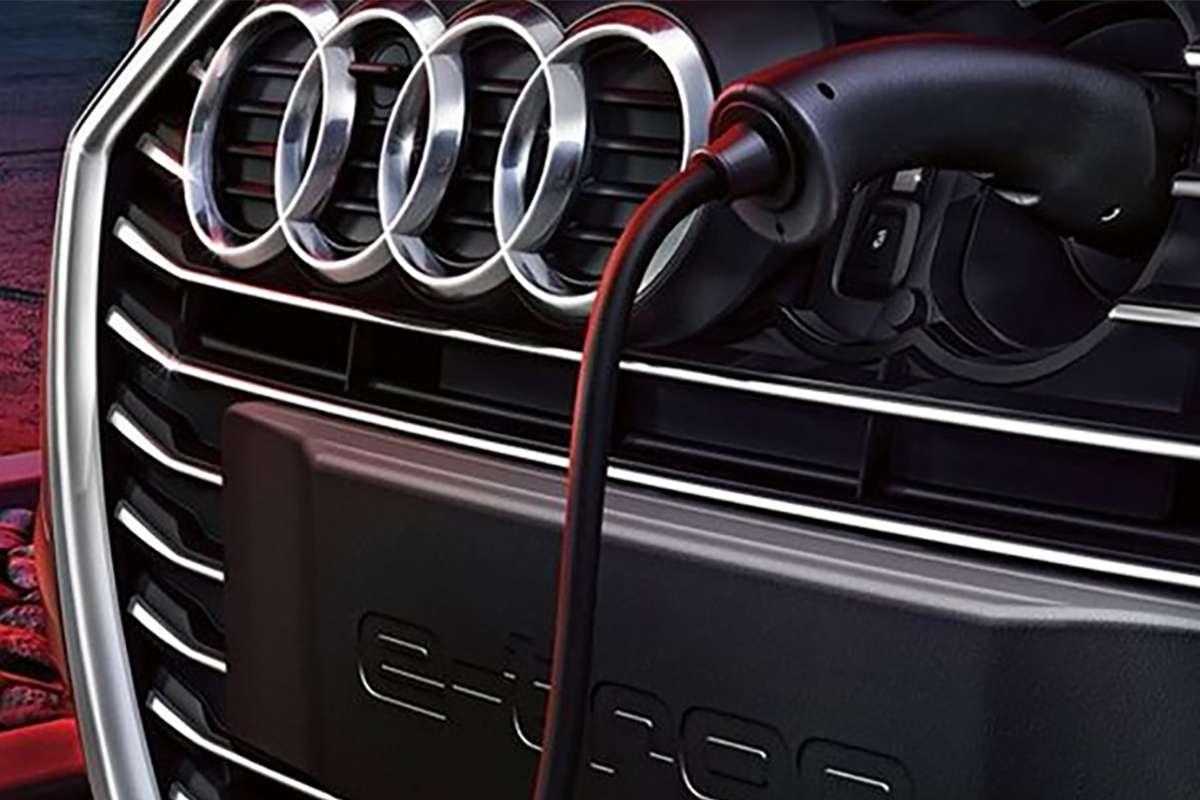 2018 Audi A3 Sportback e-tron Plug-In Hybrid Charging