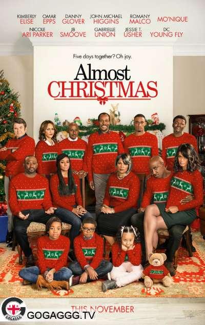 Almost Christmas / თითქმის შობა (2016)