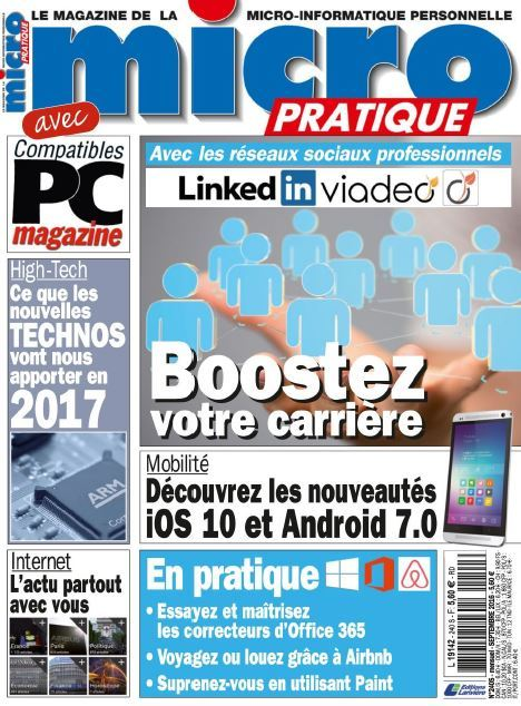 Micro Pratique - Septembre 2016