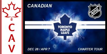 Maple Leafs Charter Tour (Part 2)