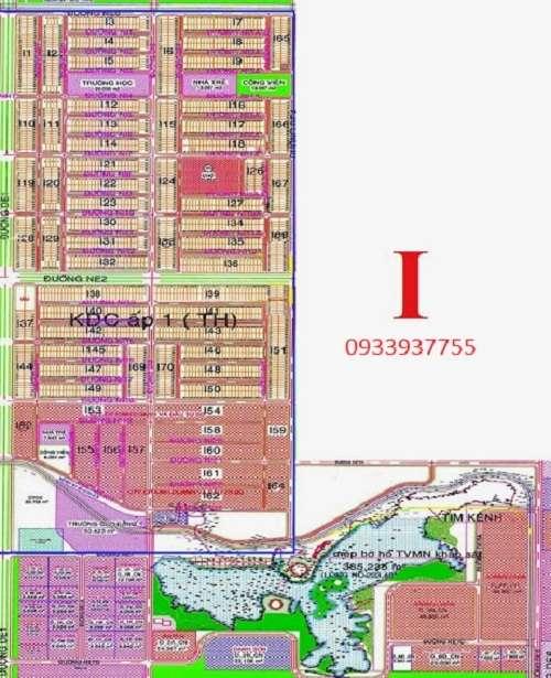 mua đất khu I Mỹ Phước 3 giá cao