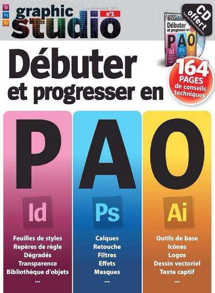 Graphic Studio Magazine 01