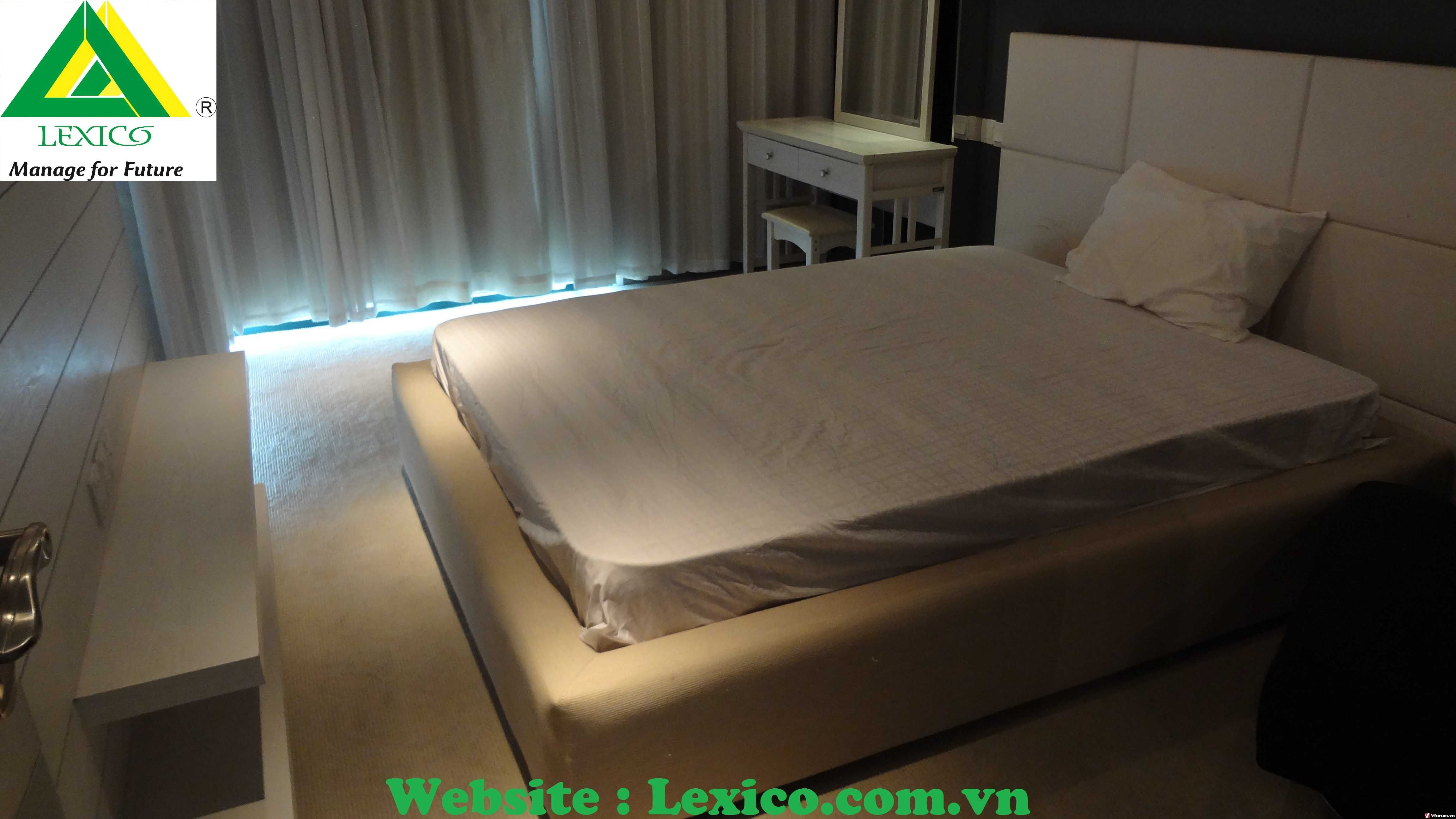 www.123nhanh.com: Căn hộ cao cấp 175m2 - 3 phòng ngủ tại tòa nhà TD Plaza