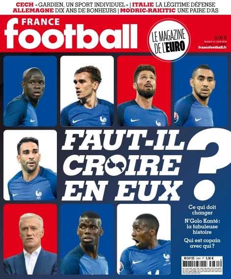 France Football - 21 Juin 2016