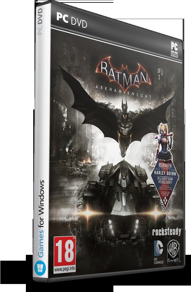 games pc batman arkham knight premium edition v16
