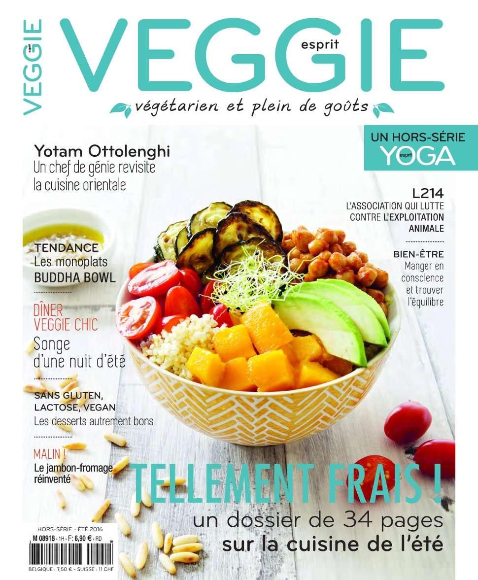 Esprit Yoga Hors Série 4 - Ete 2016
