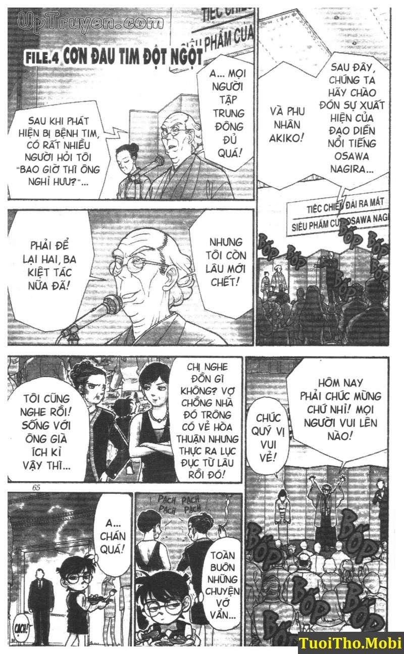 đọc truyện Conan bộ đặc biệt chap 4 trang 0