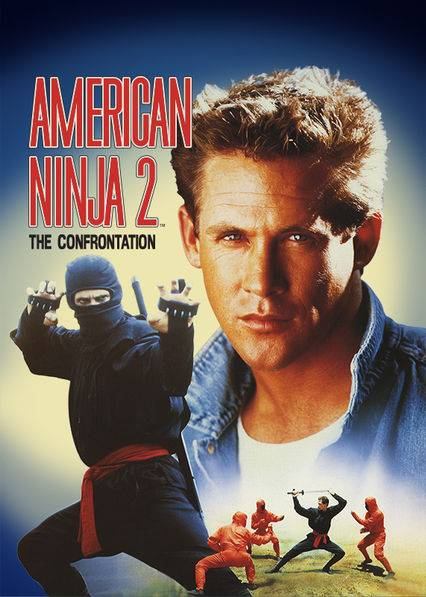 American Ninja 2: The Confrontation (1987) (DVD5) PAL