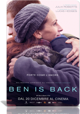 Ben Is Back (2018).mkv MD MP3 720p HDTS - iTA