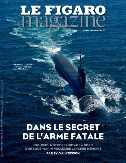 Le Figaro Magazine - 27 Mai 2016