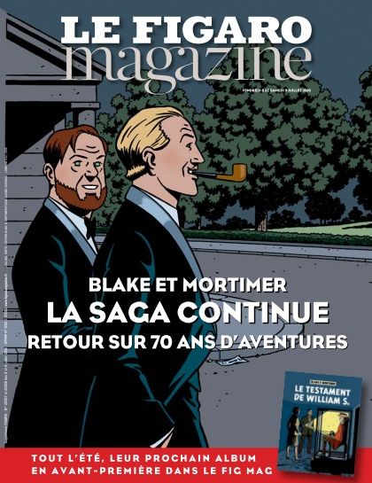 Le Figaro Magazine - 8 Juillet 2016