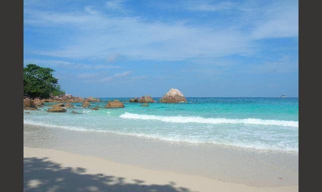 Playa Anze lazio