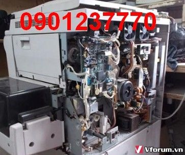 dịch vụ sửa máy photo giá rẻ tại long an