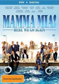 Mamma Mia! Ci Risiamo (2018).avi MD MP3 BDRip - iTA