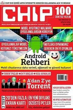 Chip Dergisi - Ağustos 2016 indir