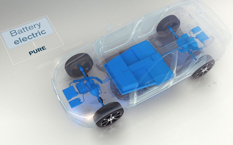 Volvo Pure Battery Electric Vehicle