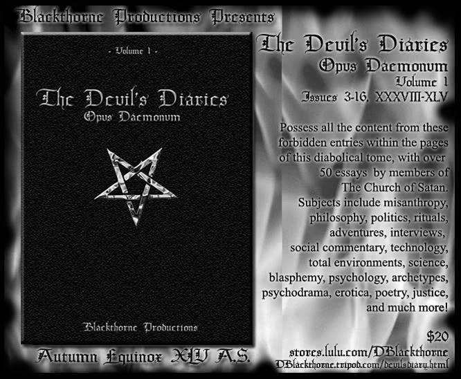 Codex Daemonvum: The Devil's Diaries