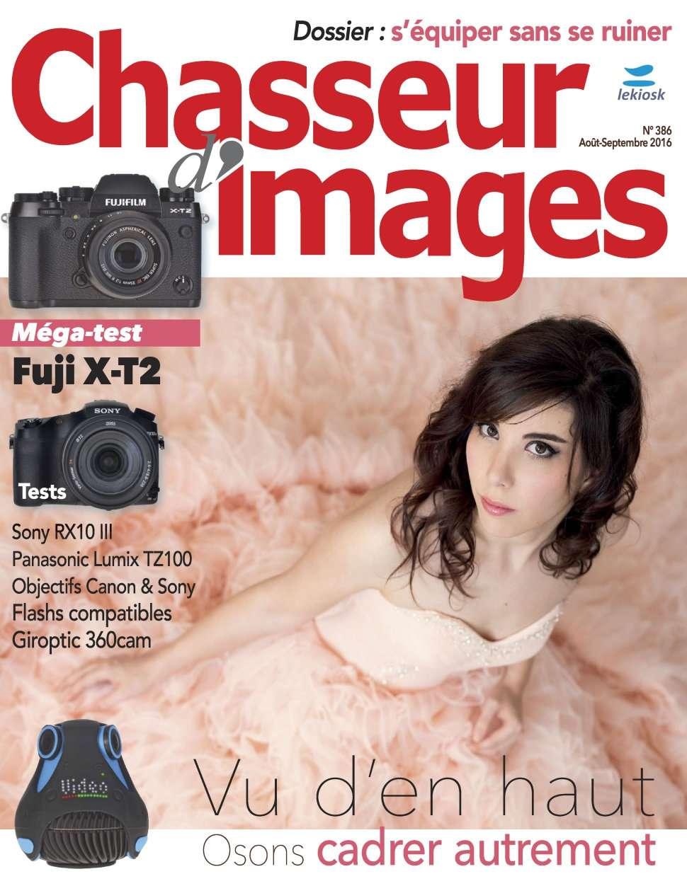 Chasseur d'Images 386 - Aout/Septembre 2016