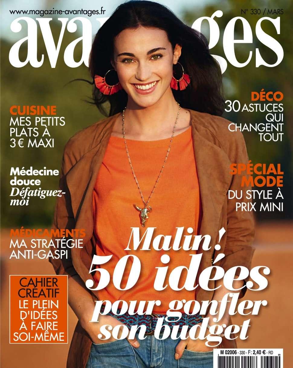 Avantages 330 - Mars 2016