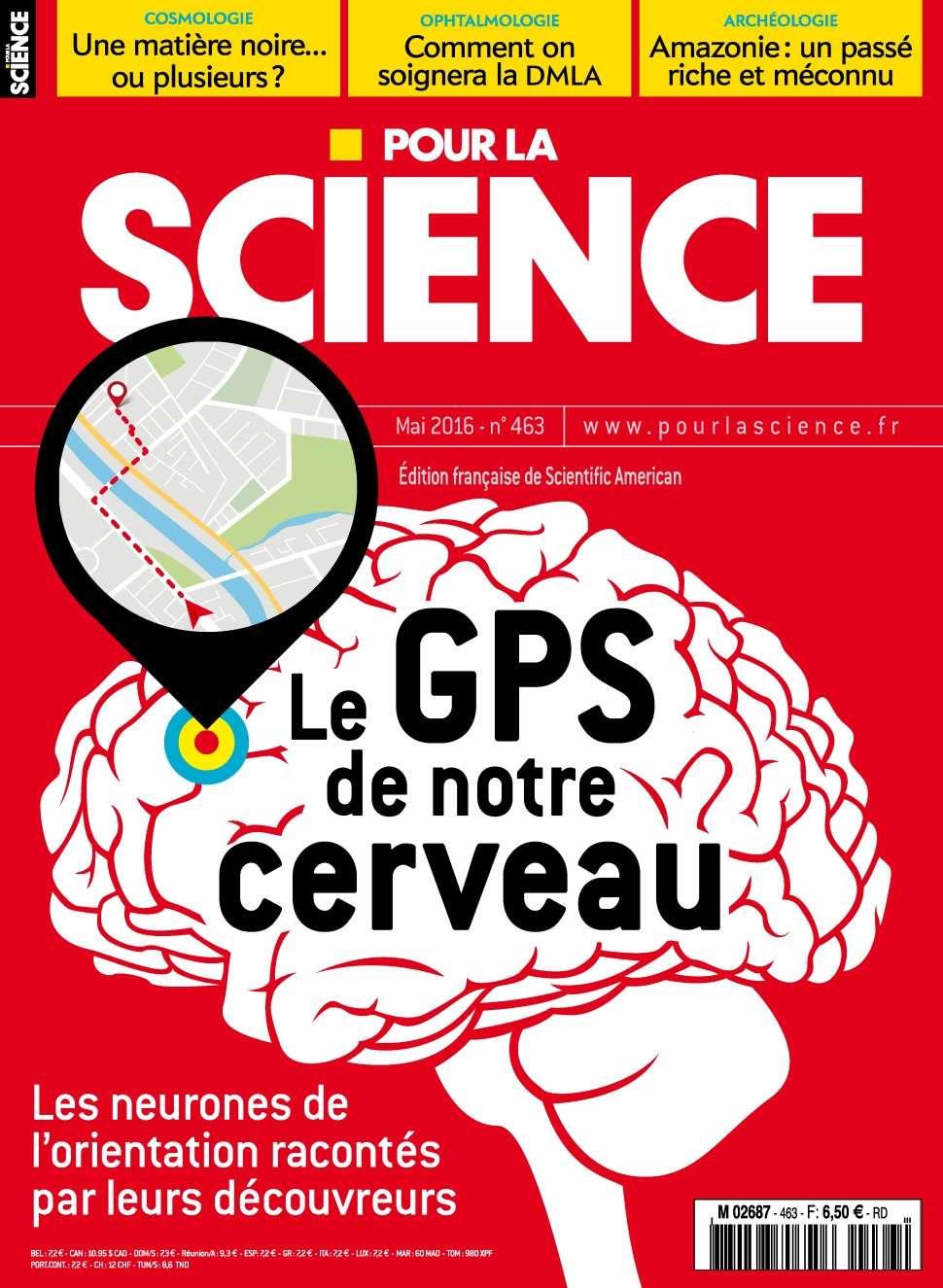 Pour la Science 463 - Mai 2016