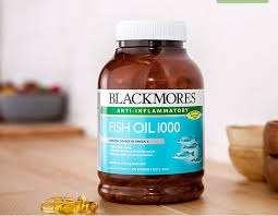 Dầu cá Blackmores Omega 3 Fish Oil 1000mg 400 viên 473