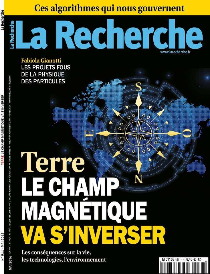 La Recherche 511 - Mai 2016