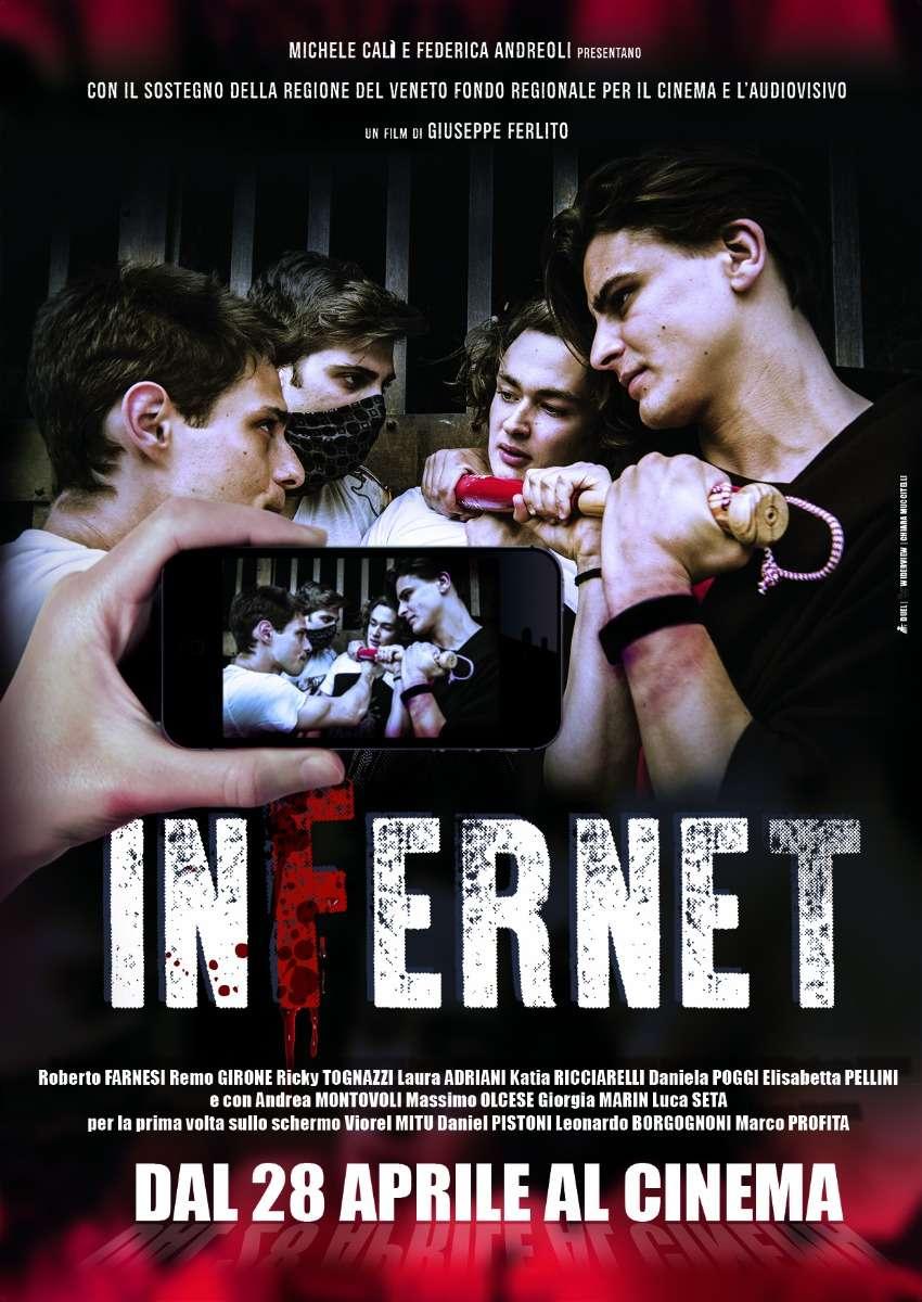 Infernet (2016) DVD5 Copia 1:1 ITA - DDN