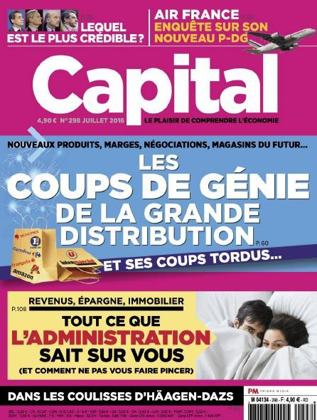 Capital France - Juillet 2016
