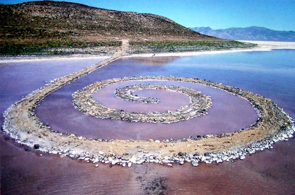 Spiral Jetty Utah