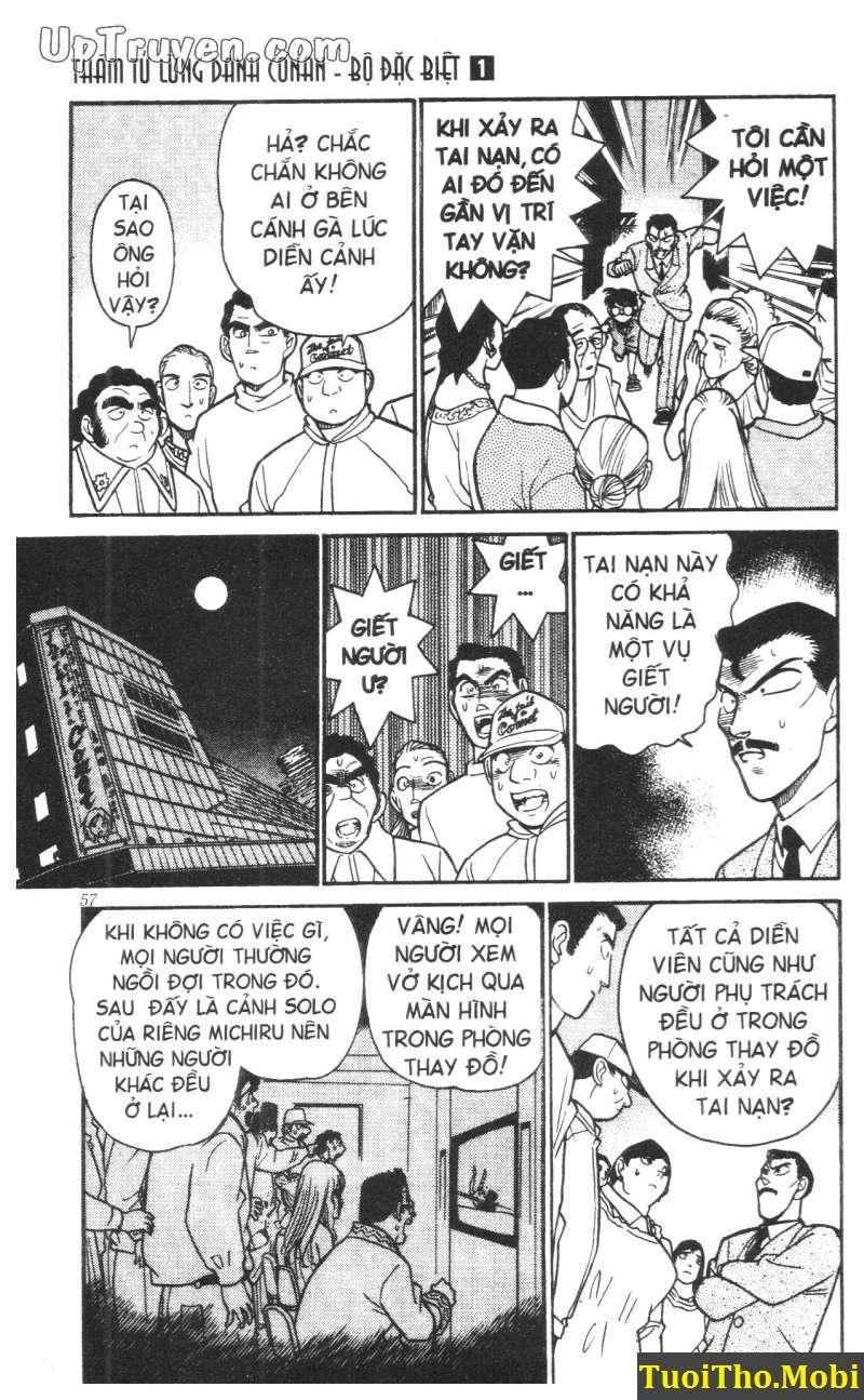 đọc truyện Conan bộ đặc biệt chap 3 trang 12