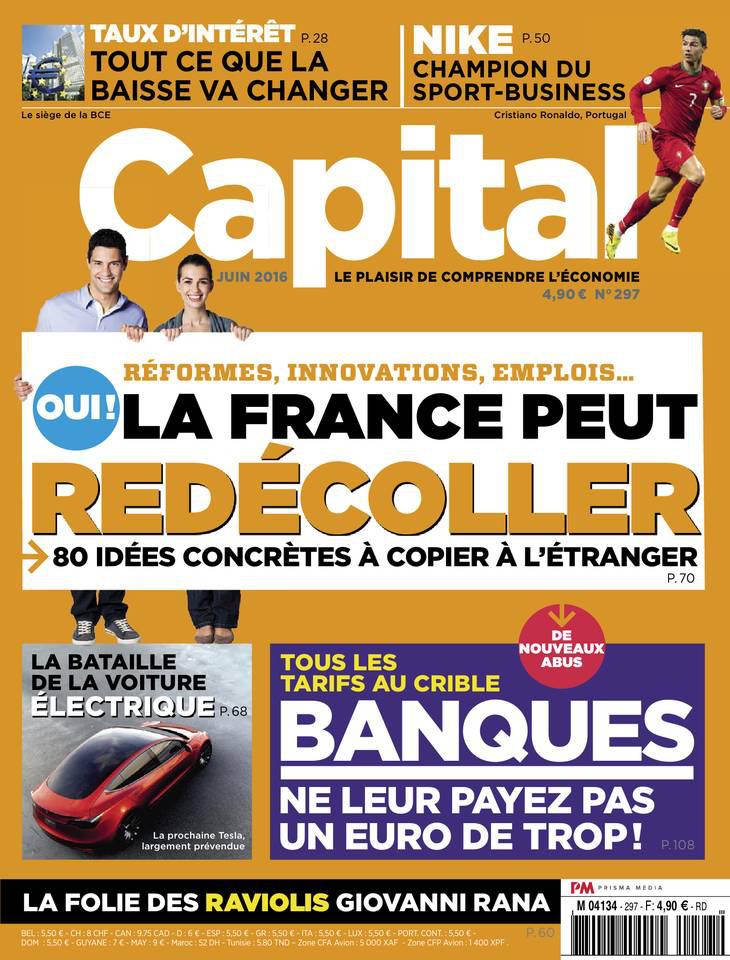Capital - Juin 2016
