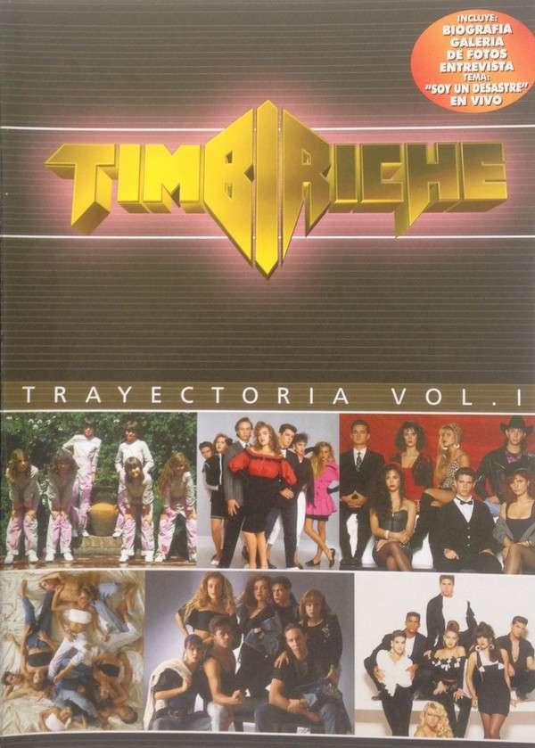 Timbiriche: Trayectoria Vol. 1