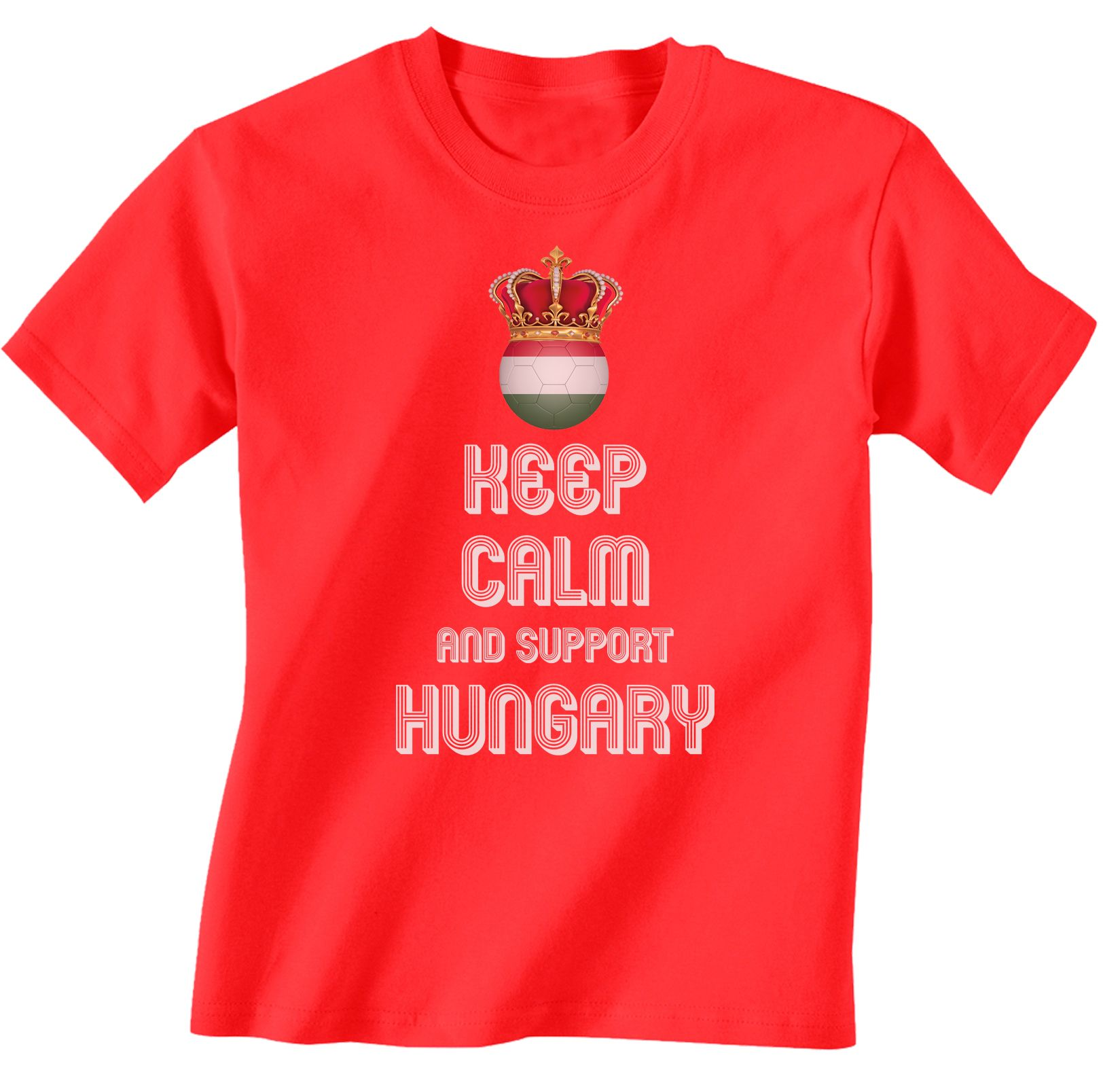 Kids t shirt keep calm support football fan shirt for I support two teams t shirt