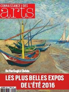 Connaissance des Arts - Juillet - Aout 2016
