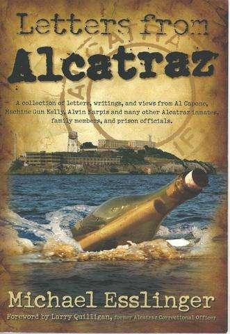 Letters from Alcatraz, Michael Esslinger