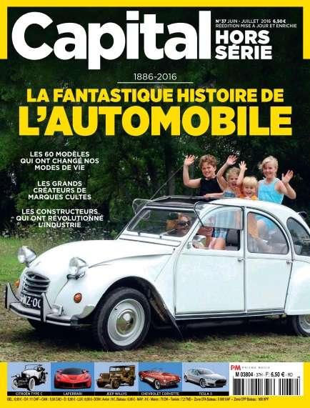 Capital Hors-Série - Juin/Juillet 2016