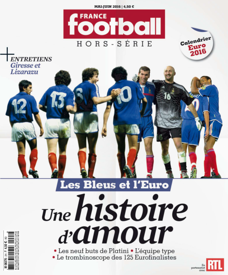 France Football Hors-Série - Mai/Juin 2016