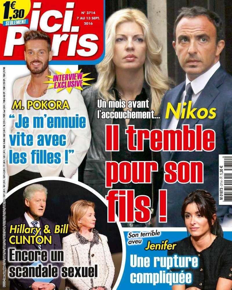 Ici Paris - 07 au 13 Septembre 2016