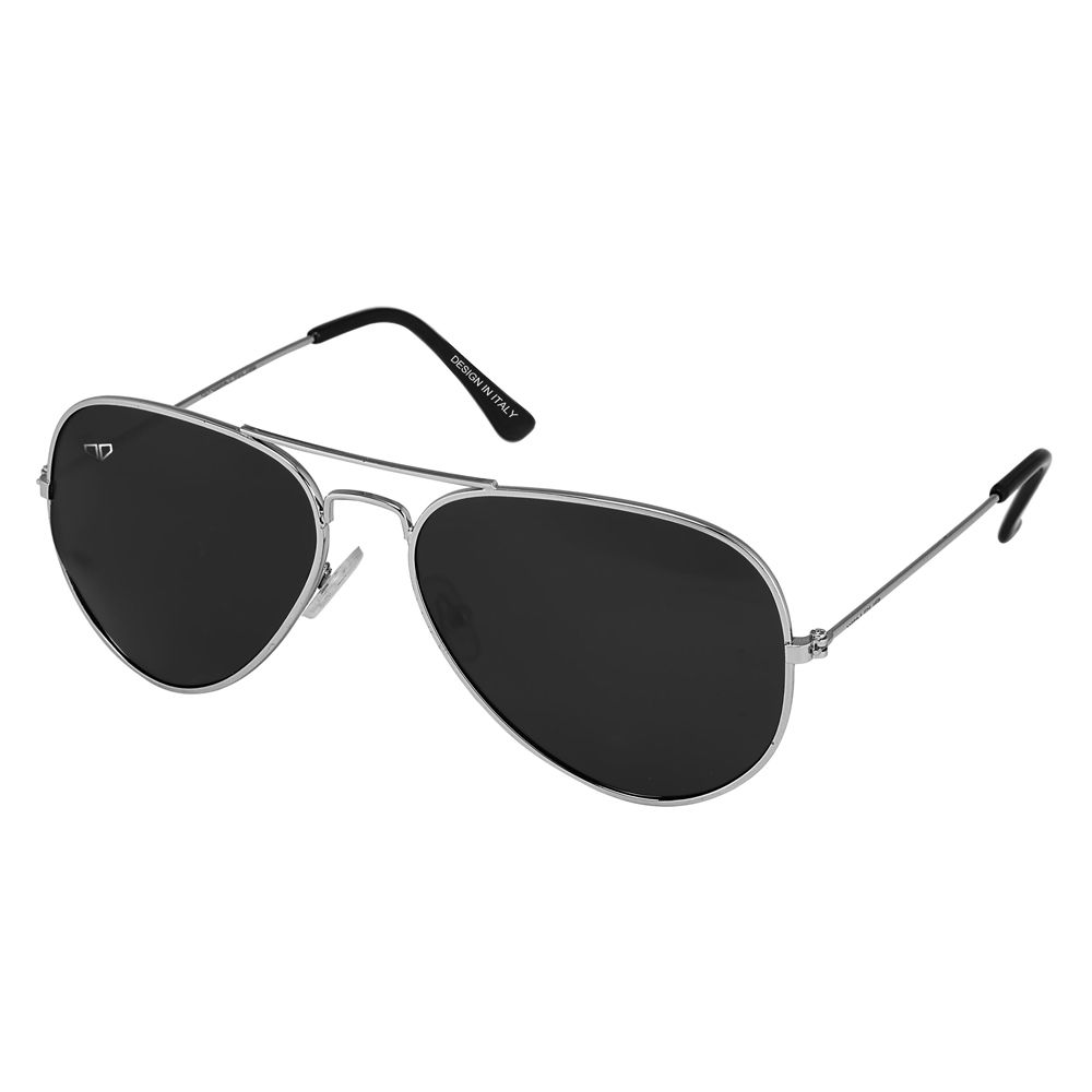 Walrus Aristrocrat Black Color Unisex Aviator Sunglass - WS-AST-020702