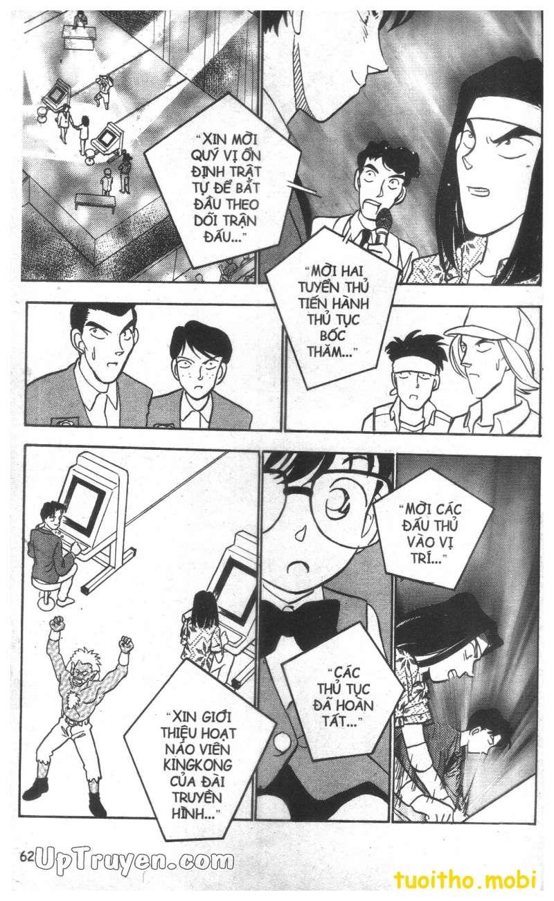 đọc truyện Conan bộ đặc biệt chap 21 trang 5