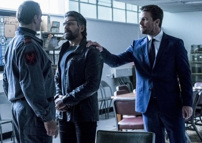 My Geeky Geeky Ways: Arrow Episode Guide: Season 6, Episode 5 ...